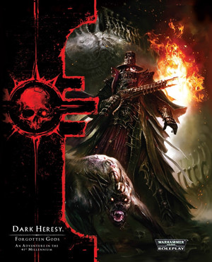Дополнение к Dark Heresy Second Edition - Forgotten Gods