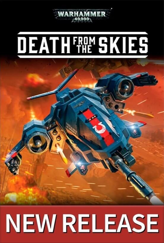 death from the skies pdf