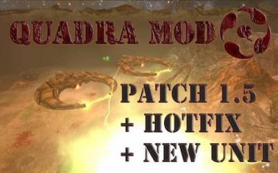 Quadra mod patch v.1.5