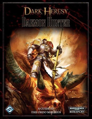 Дополнение к Dark Heresy - Daemon Hunter на русском