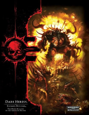 Дополнение к Dark Heresy 2nd Edition - Enemies Beyond