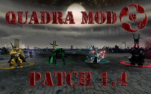 Quadra mod patch v.1.4