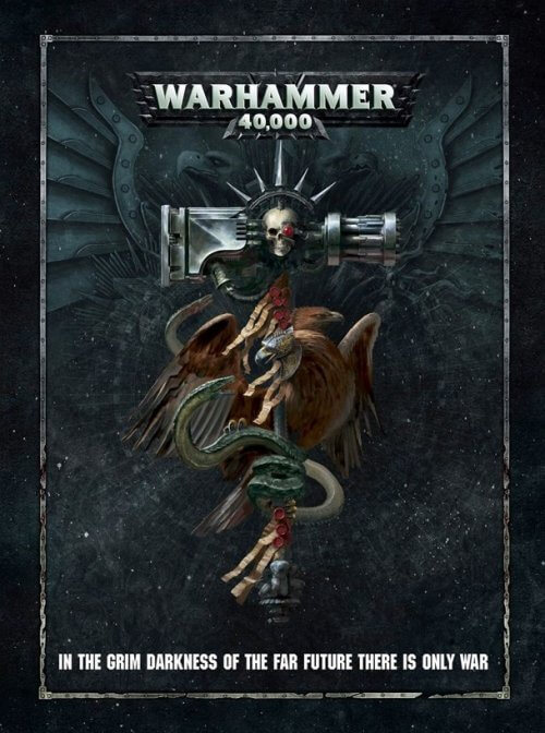 Warhammer 40k книга правил 7 редакции скачать
