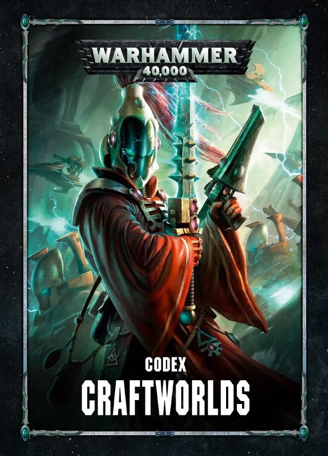 8th edition Codex Craftworld Eldar; review - YouTube