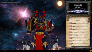 Night Lords Mod for Soulstorm