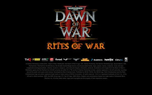 Dawn of War II - Rites of War 3.9