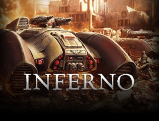 The Horus Heresy Book 7 - Inferno на русском