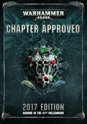 Расширение: Chapter Approved 2017 Warhammer 40000 Eng