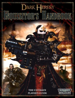 The Inquisitor's Handbook (дополнение на Dark Heresy) Eng