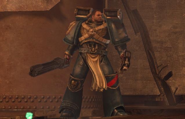 Warhammer 40000 Space Marine Моды