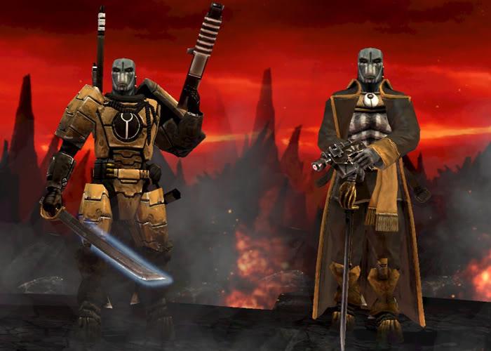 Моды на Warhammer 40000 Dark Crusade