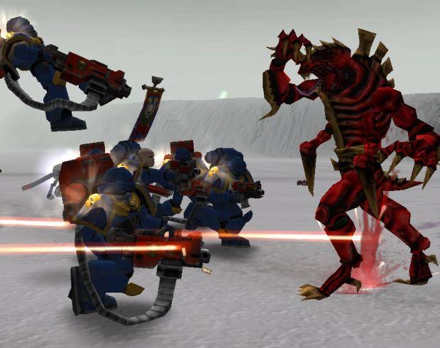 Tyranid Mod For Soulstorm