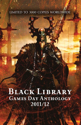 Black Library Games Day Anthology