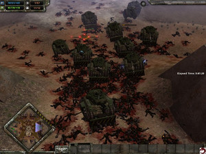 Fatality Total War Mod for Soulstorm