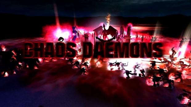 Soulstorm Daemons Mod