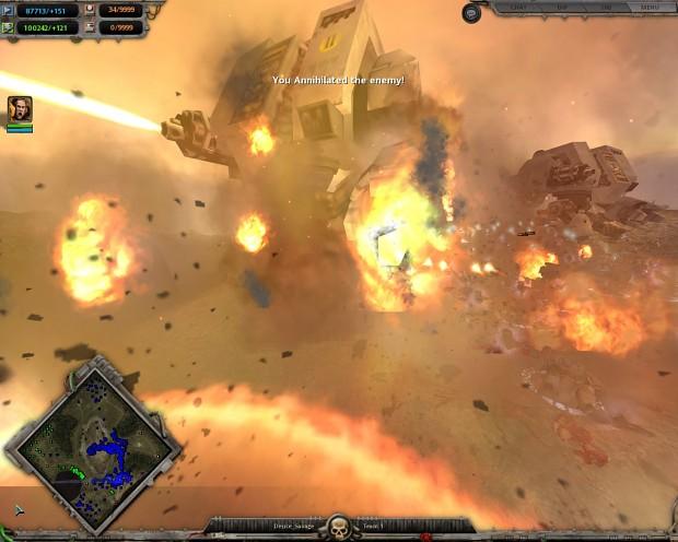 Dawn of War: Soulstorm Epic Legions Mod