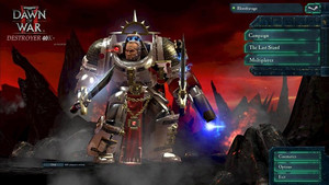Dawn of War 2: Retribution Destroyer 40k Mod 2.0