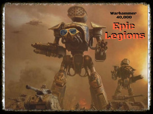 Warhammer 40000 Patch для Epic Legions 2.0