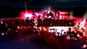 Dawn of War: Soulstorm Daemons Mod 0.96