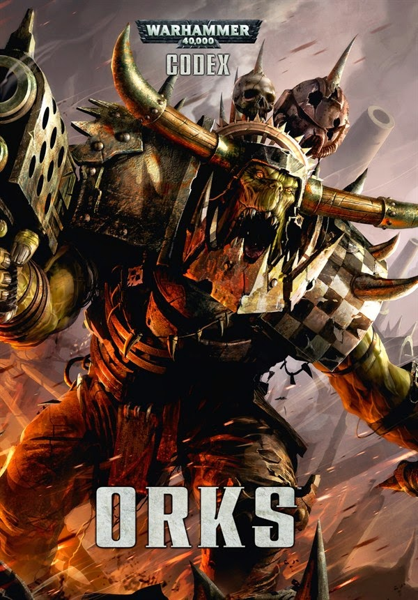 Кодекс Орков 7-й редакции / Codex Orks 7th edition