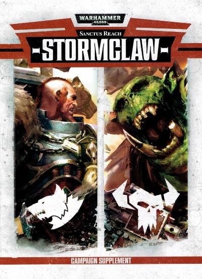 Sanctus Reach: Stormclaw Warhammer 40000