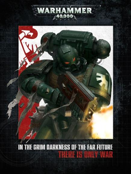Книга правил Warhammer 40000 7-й редакции