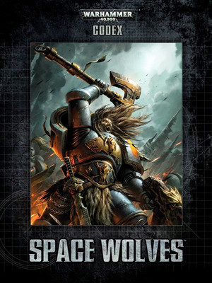 Codex Space Wolves 7th edition