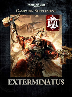 Кампания: Shield of Baal: Exterminatus Warhammer 40000 Eng