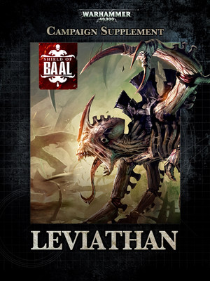 Campaign Supplement - Shield of Baal: Leviathan Warhammer 40000 Eng