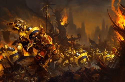 Warhammer: Mark of Chaos в продаже!