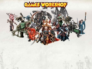 Да приидет Games Workshop