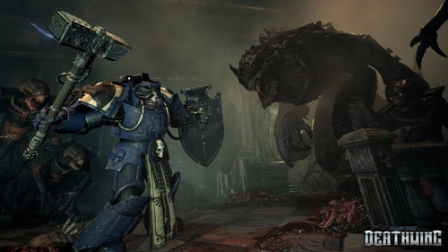 Space Hulk: Deathwing обзавелся новым контентом