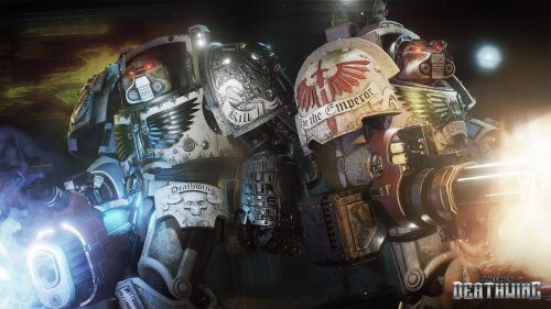 Пятое дополнение для Space Hulk: Deathwing