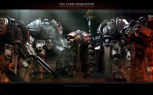 The Lord Inquisitor - Promotional Video 2013 [HD]