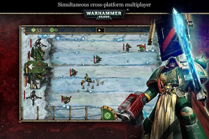 WH40k: Storm of Vengeance вышла на Android