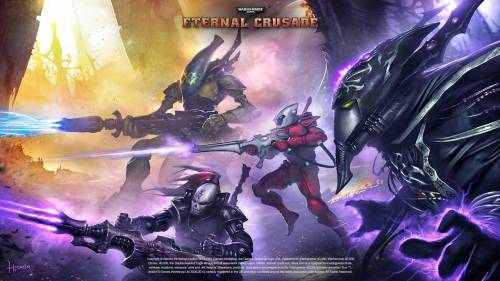 Warhammer 40,000: Eternal Crusade анонс Эльдар