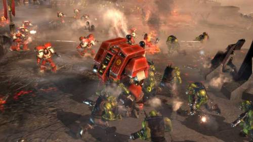 Warhammer 40K: Dawn of War 2 переезжает в Steam