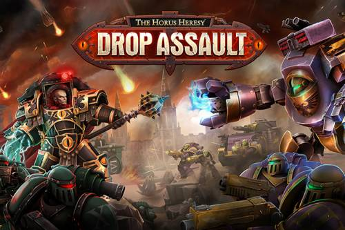 Состоялся релиз The Horus Heresy: Drop Assault на iOS