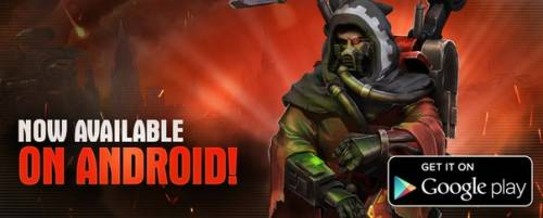 The Horus Heresy Drop Assault релиз на Android
