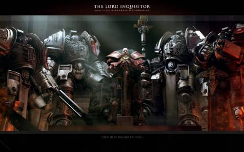 The Lord Inquisitor - Seed of Ambition