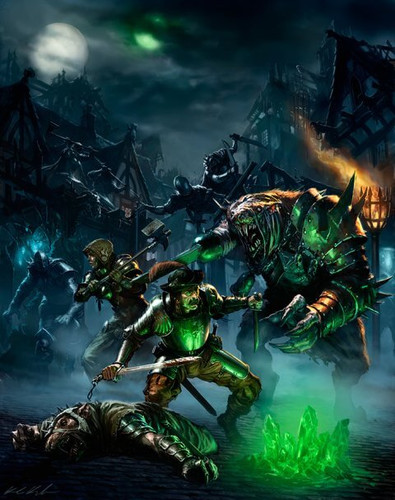 Mordheim: The City of the Damned выходит на PS4 и Xbox One 18 октября 2016
