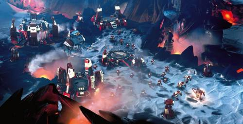 Скриншот Dawn of war 3