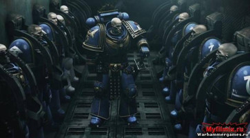 Ultramarines the movie