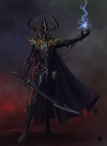 Король-чародей собственной персоной