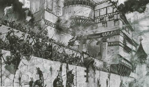 Города империи