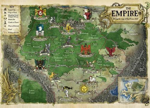 Империя Warhammer