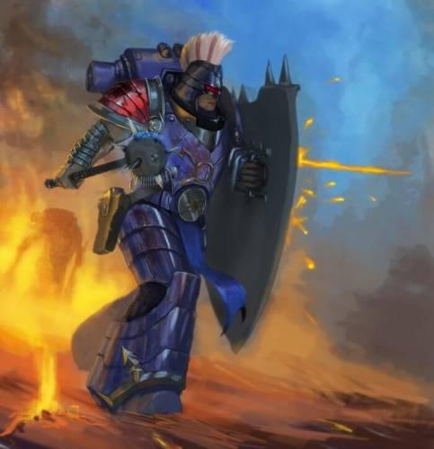 Солдат Ранней имперской армии