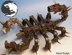 Медный Скорпион