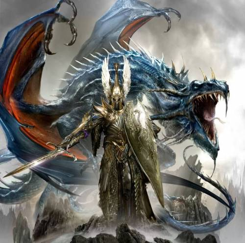 Аэнурион и его ручная зверушка