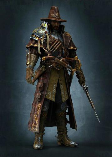 воин-священник империи